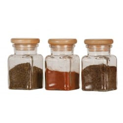 Seasoning containers 150 ml - 3 pcs.
