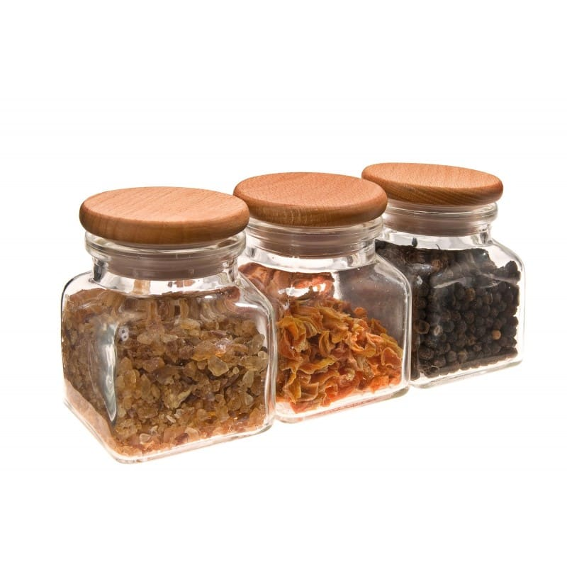Seasoning containers 120 ml - 3 pcs.