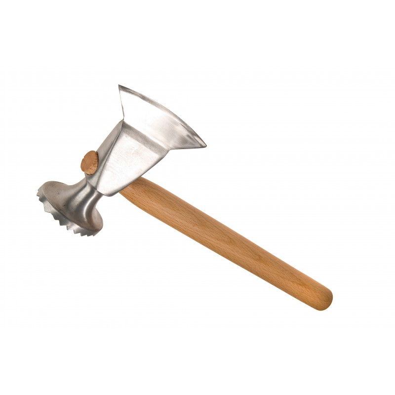 MEAT TENDERIZER WITH CLEAVER
