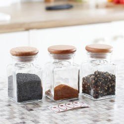 Seasoning containers 150 ml...