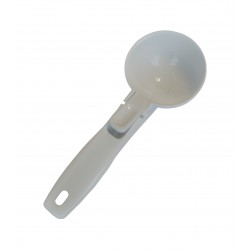 SCOOPING SPOON COLOR WHITE