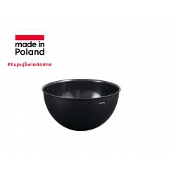 Bowl 0,75L PP black color