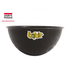 Bowl 6L PP black color
