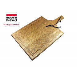 Oak wood chopping board...