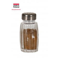 Glass seasoning container...