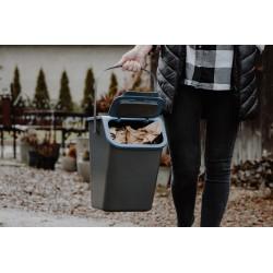 BINI pojemnik do segregacji odpadów kolor yellow
