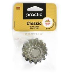 """Babeczki """" Classic"""" fi 48 mm kpl. 6 szt."""