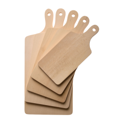 BEECH WOOD CHOPPING BOARD 18 cm