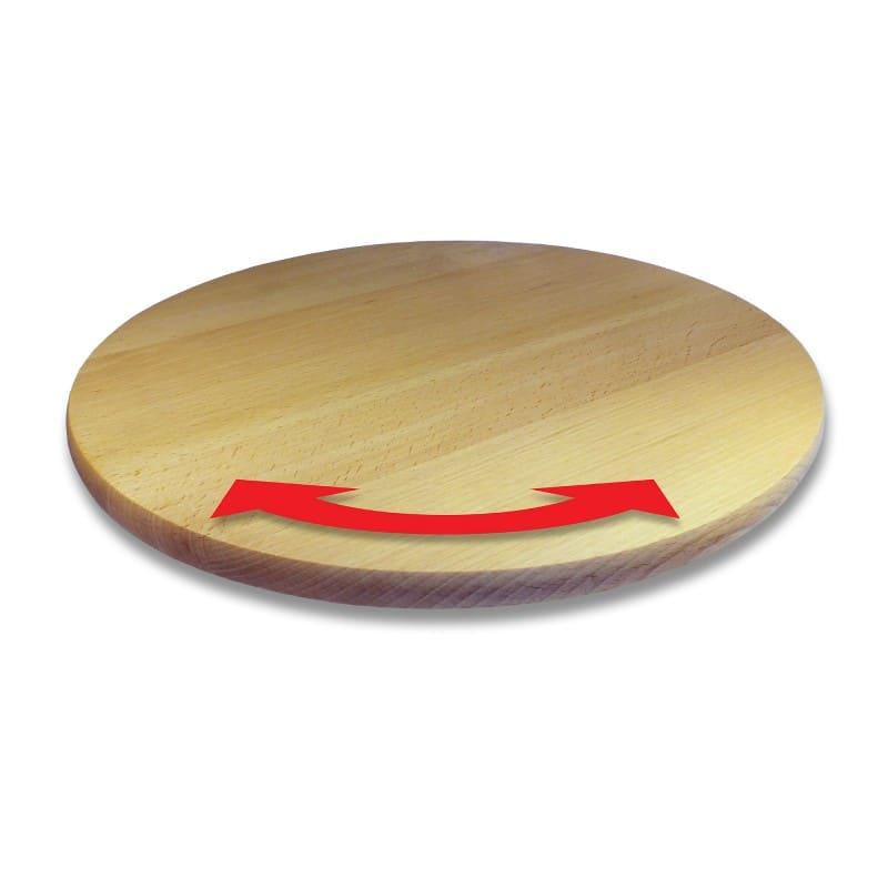 Deska obrotowa do pizzy fi 35 cm